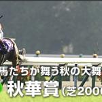 秋華賞2015