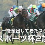 第20回 東京スポーツ杯2歳S